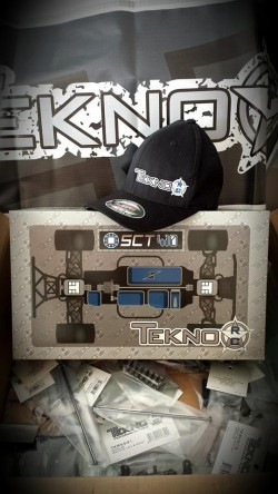 TEKNO RC TEAM DRIVER DEAL FOR UK DRIVER