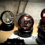 Indoor and outdoor only tyres for MST drift car
