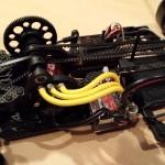 New ESC wiring