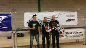 The A1 crew lockout the 4wd C final